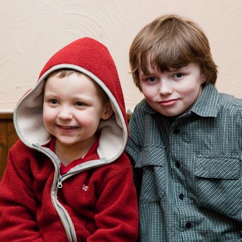 Thomas & Ian